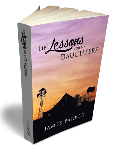 Life Lessons for My Daughters - Book Cover